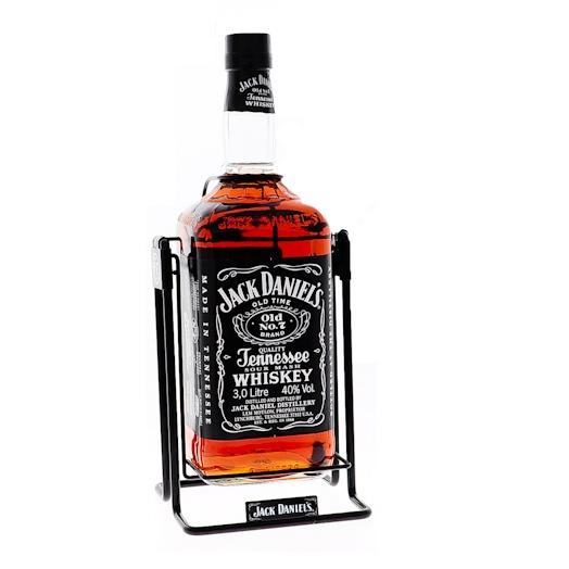 Jack Daniel's 40% 3,0L #bottle #bottleshop #whiskey #jackdaniels