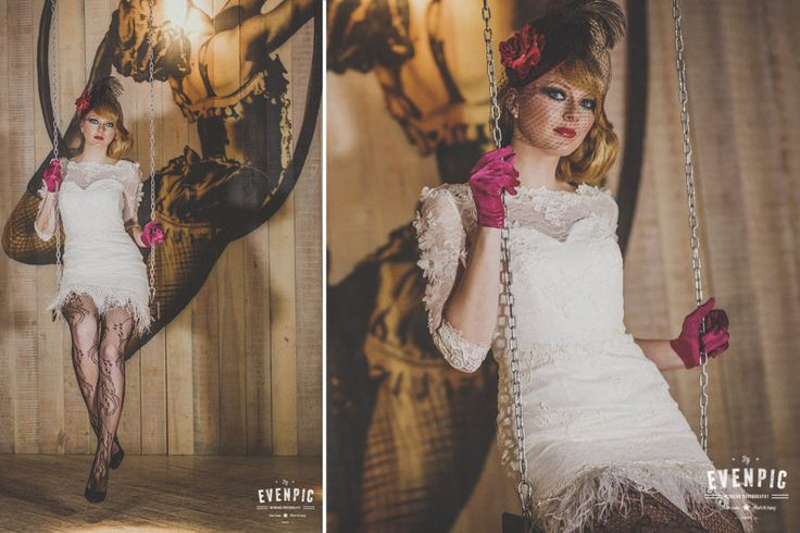 cabaret bride original