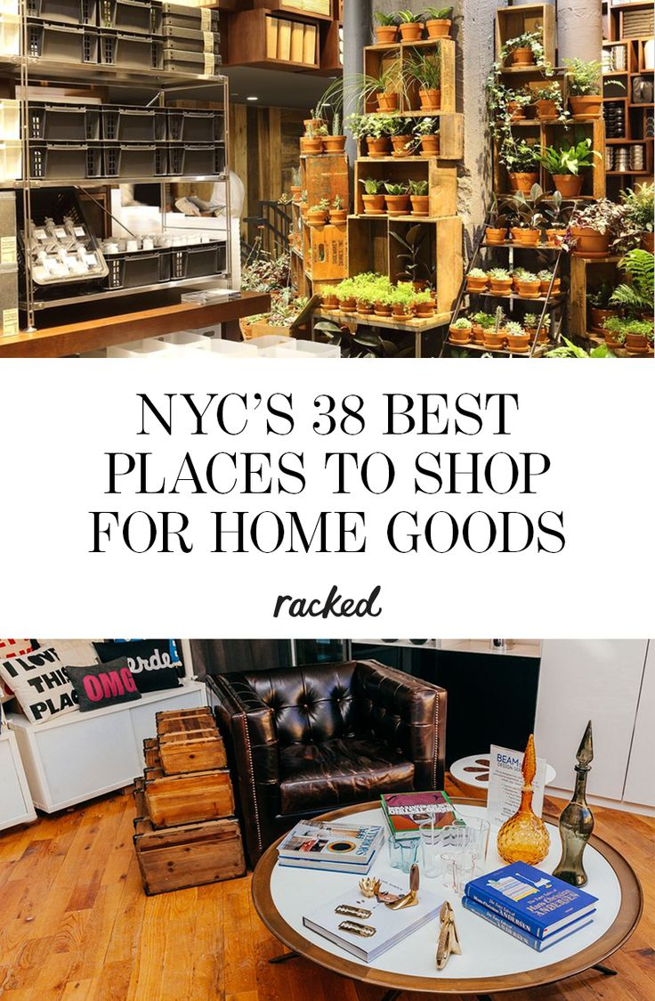 New York Cityu0027s Best Home Goods And Furniture Stores