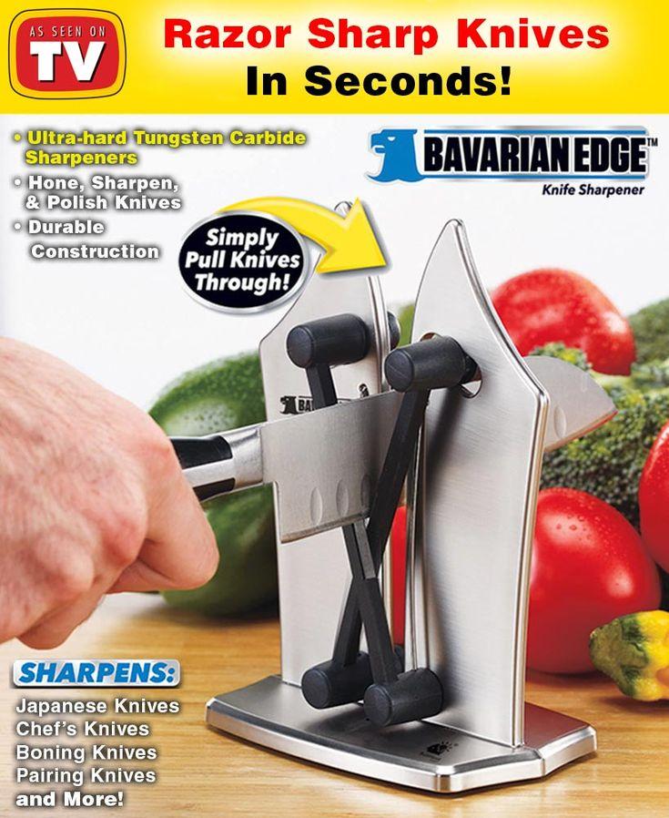 Bavarian edge knife sharpener knife sharpening kitchen