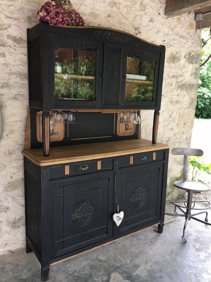 Incroyable Relooking de meubles de style industriel | L'Atelier de Lou XF-61