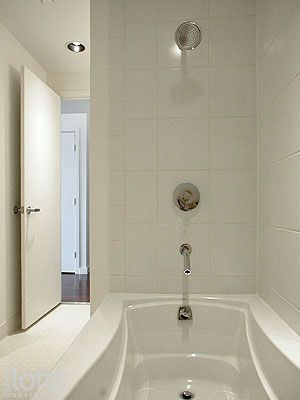 Deep Tub Shower Combo | One Piece Tub & Shower