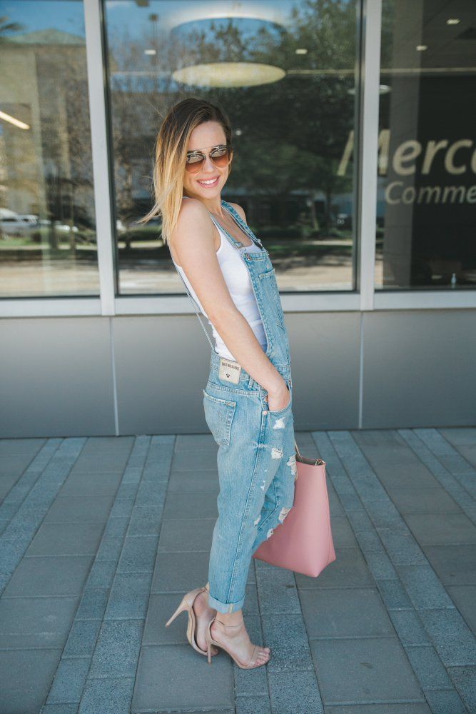 Denim Overalls   How to wear overalls   True Religion   Uptown with Elly Brown