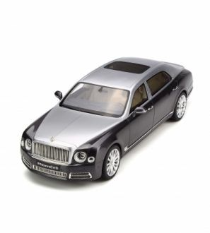 GT Spirit has grown a strong name for itself in building some of the coolest resin models and yet holds them to a reasonable price. Bentley aficionados in particular should make sure they're familiar with the manufacturer, given their breadth of scale model cars… just like this Bentley Mulsanne EWB.    <em>– Bill@ChoiceGear</em>
