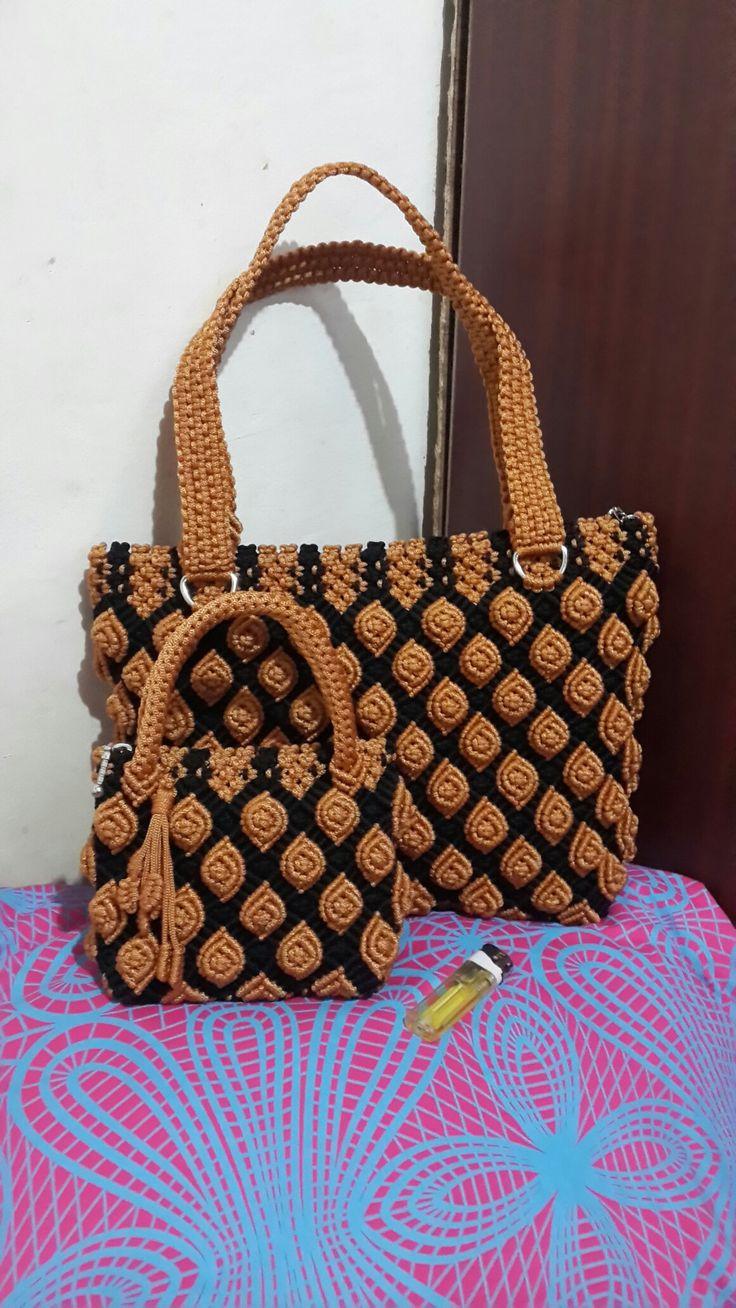 Again Tastalikur Macrame Bag Macrame Bag