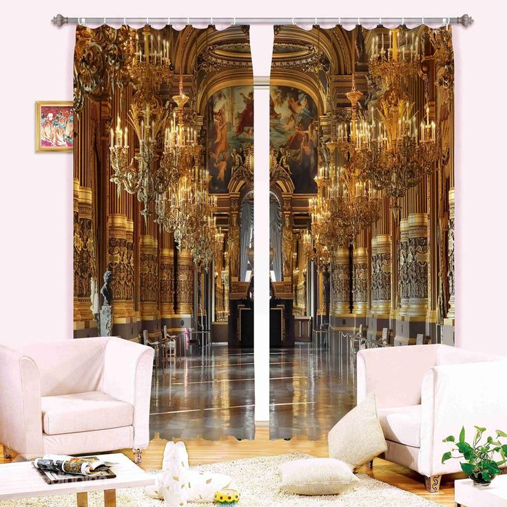 196 best 3d curtains images on pinterest floral curtains for Hotel drapes for sale