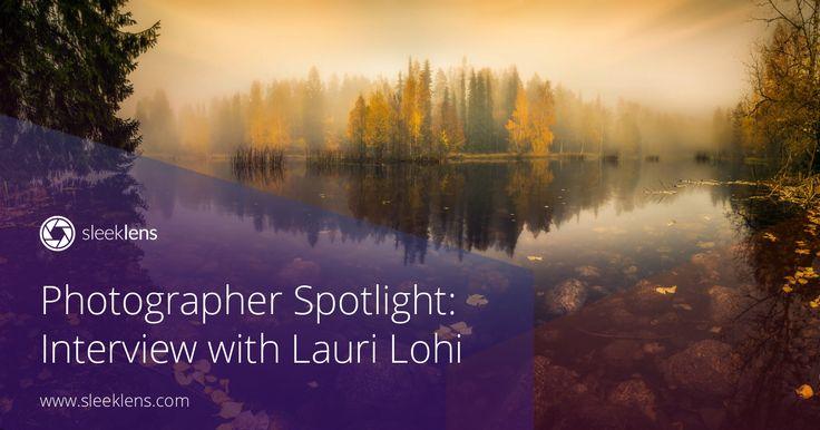 Photographer Spotlight: Lauri Lohi