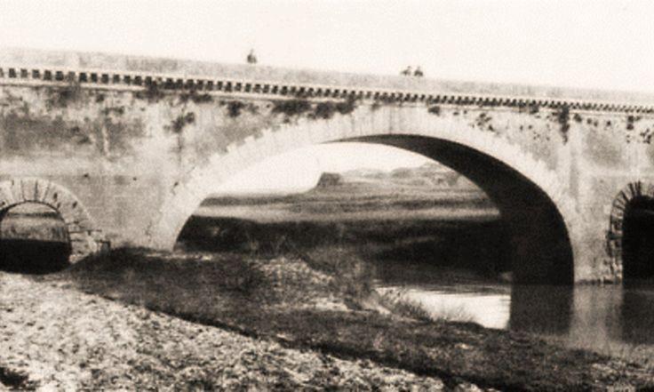 20 Giugno 1874…#Roma, viene inaugurato #Ponte Salario
