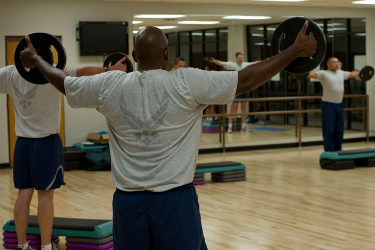 The Light Weight Shoulder Workout - Article's focus is on the number one most injured joint in our bodies - the Shoulder. Workout includes lateral raises (palms down, thumbs up, thumbs down), front raises, cross overs, military press.