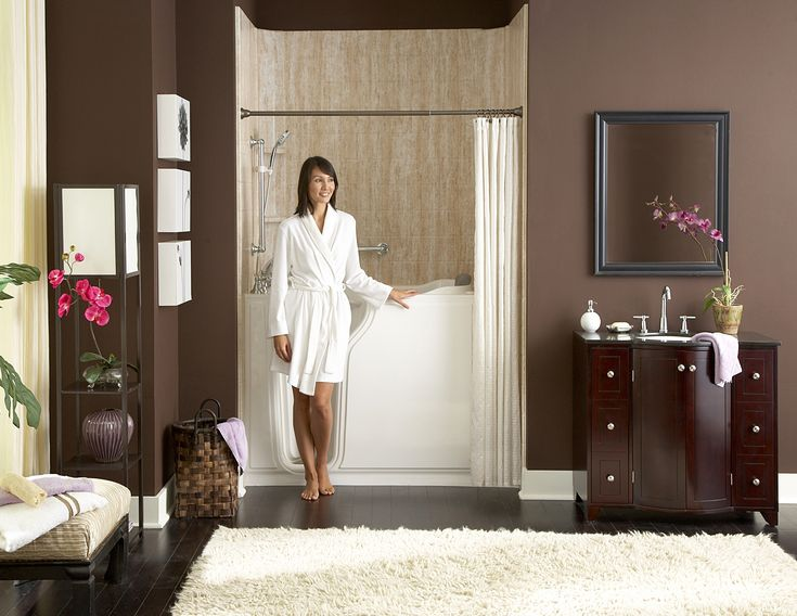 31 best walk in tubs images on Pinterest | Walk in bathtub ...