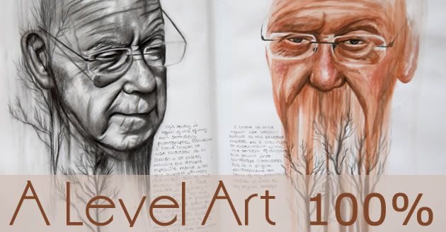 A Level Art exam tips and advice from Emily Fielding