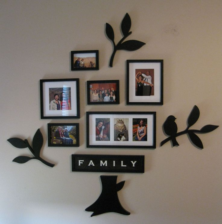 17 Best Ideas About Family Tree Mural On Pinterest