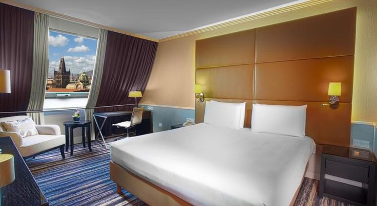 Hilton Prague Old Town Prague Centrally located in Prague's Old Town, the major tourist attractions are within walking distance and the Na Príkope shopping street and the Palladium mall are around the corner. Free WiFi is available in all public areas.