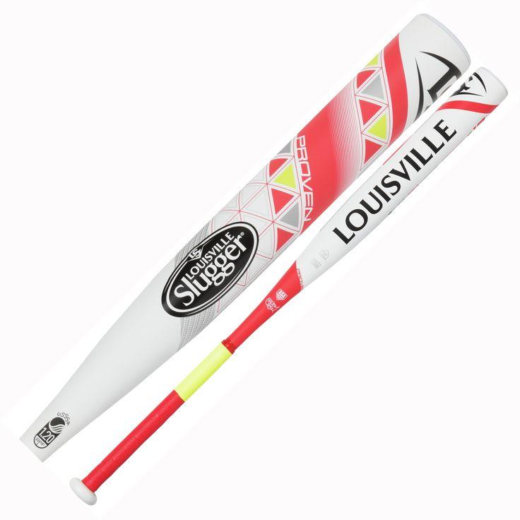 SPC Sports 2016 Louisville Slugger Proven Fastpitch Softball Bat -13 FPPR163   Baseball Softball Bats Gloves Accessories