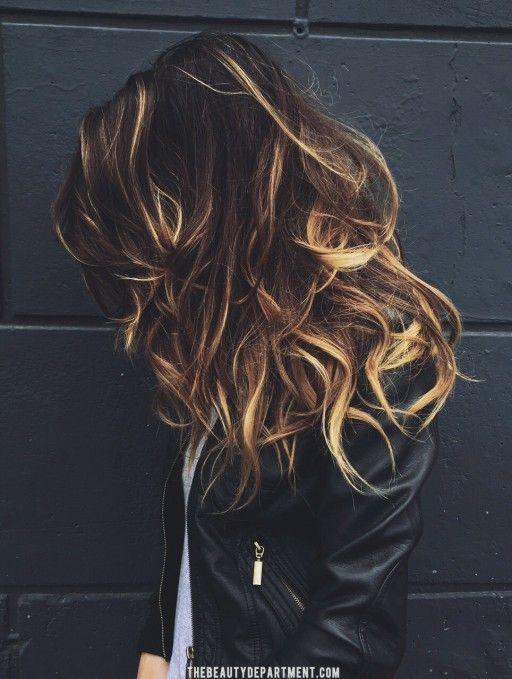 TORTOISESHELL HAIR COLOR TREND