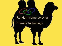 Random Name Selector!