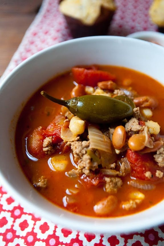A CUP OF JO: The Best Taco Soup You'll Ever Have