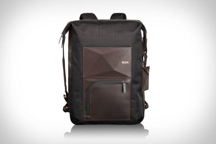 Dror x Tumi Backpack: Backpacks Design, Dror Tumi, Dror Benshetrit,  Back Packs, Dror Backpacks, Tumi Dror, Products Design, Tumi Backpacks, Bags
