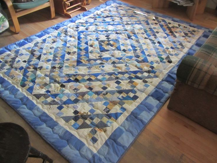 Free Quilt Pattern For Jacob S Ladder : 1000+ images about Quilting ~ Beautiful Quilts I Admire on Pinterest Floral quilts, Scrappy ...
