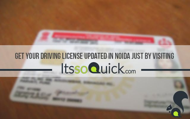 Planning to buy a car but no driving license? Want to avoid RTO Office crowd as well? Visit www.itssoquick.com and get your driving license made in Noida with easiest of steps.