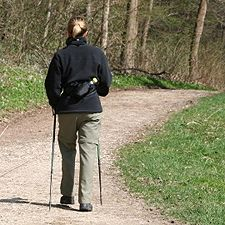 """I want some Nordic poles!! :)    """"Is Nordic Walking a Better Way to Walk?"""" Fitness - Health.com article"""