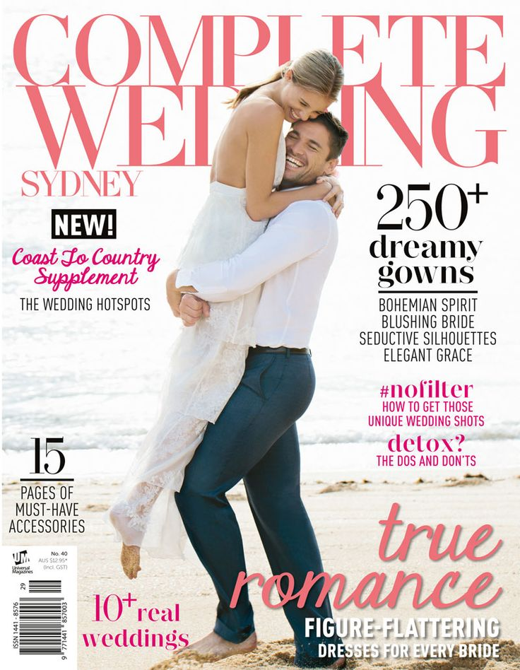 Complete Wedding Sydney Out Now Magazine Coverssydney