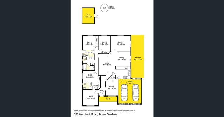572 Morphett Road Dover Gardens SA 5048 - House for Sale #124787822 - realestate.com.au
