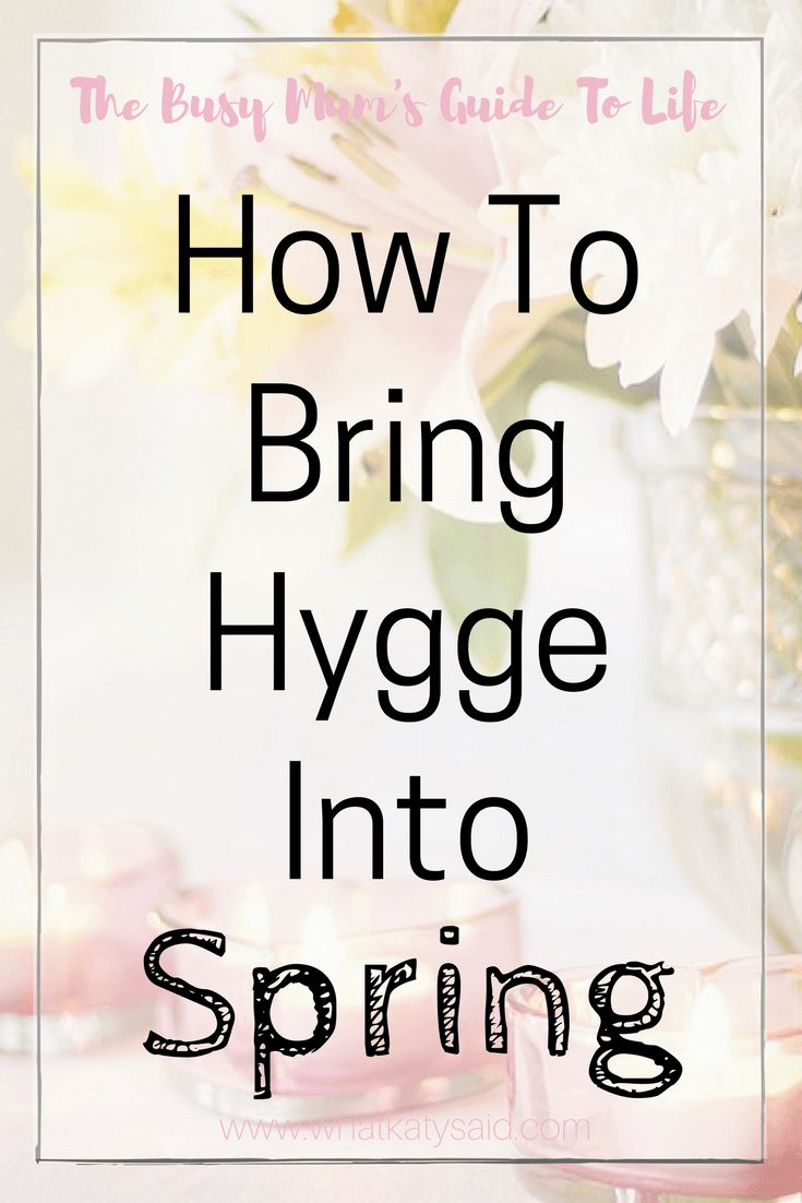 Hygge - How to bring hygge into spring  #RePin by AT Social Media Marketing - Pinterest Marketing Specialists ATSocialMedia.co.uk