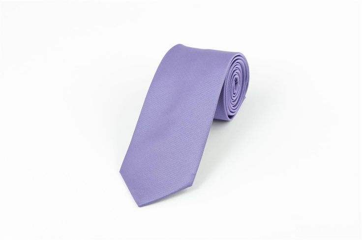 Lilac Self Stripe Necktie
