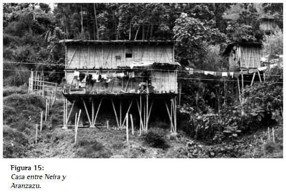 Apuntes: Revista de Estudios sobre Patrimonio Cultural - Journal of Cultural Heritage Studies - Earthen architecture in Colombia: processes and constructional culture