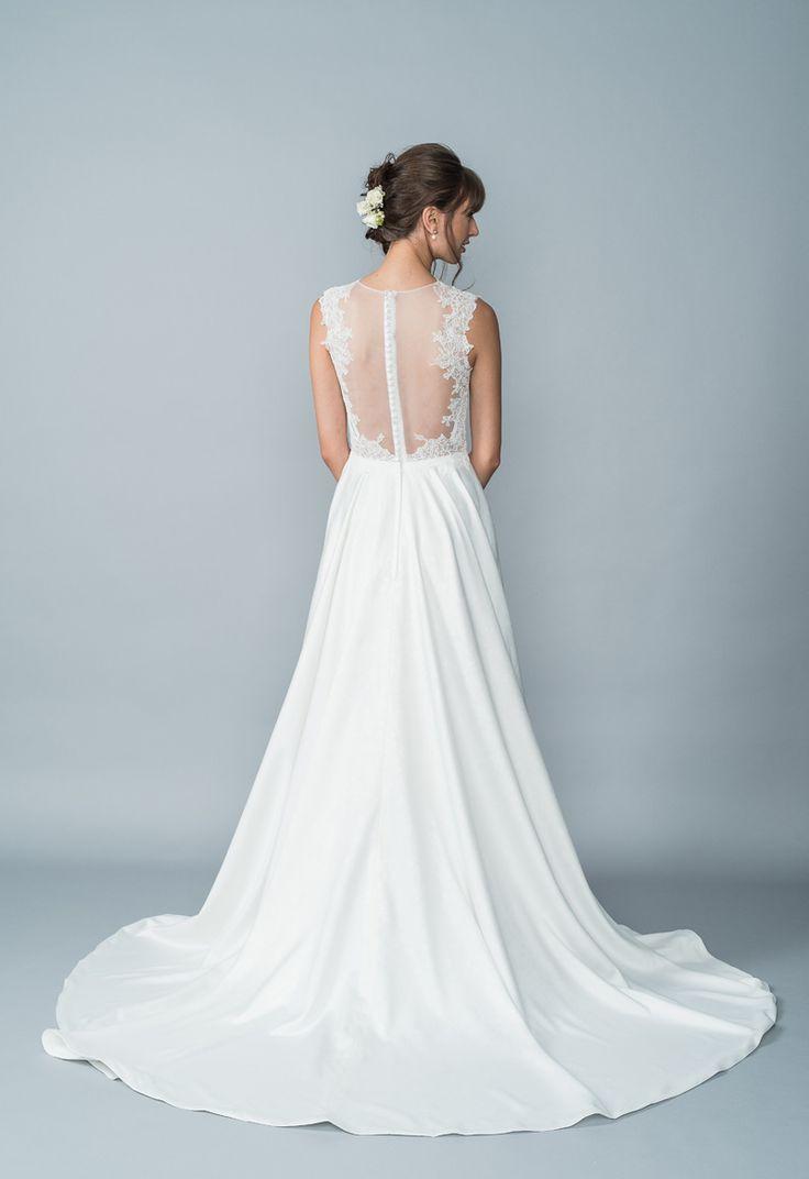 23 best Lis Simon images on Pinterest | Short wedding gowns, Wedding ...