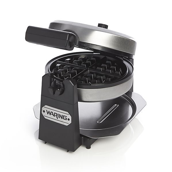 WANT: Waring ® Belgian Waffle Maker  | Crate and Barrel
