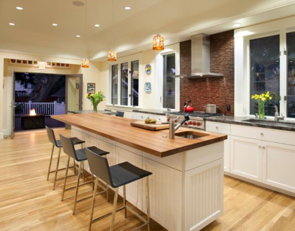 Modern Kitchen Islands With Seating 35 best kitchen island images on pinterest | kitchen islands