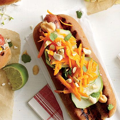 Hot dog toppings, Hot dogs and Ketchup on Pinterest