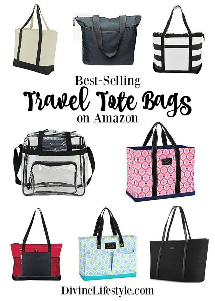 Best Totes Bags 10 Women Men Amazonfashion Travel Selling nwX0kNO8P