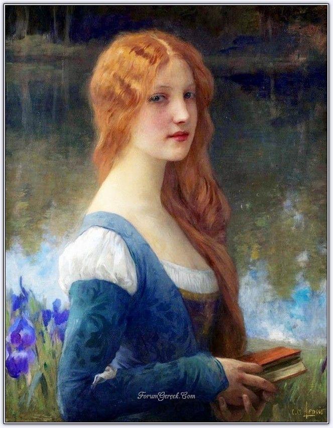 Charles Amable Lenoir (1860 – 1926) | Fransız Ressam - Forum Gerçek