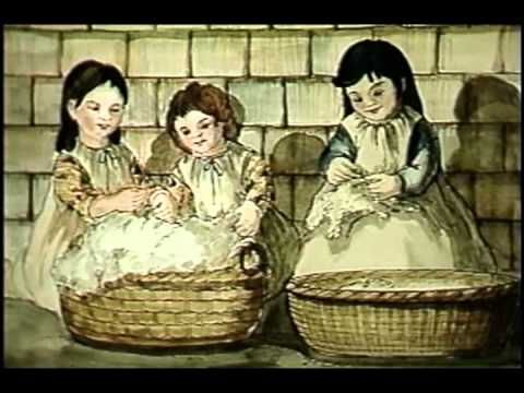 National Film Board of Canada - Life in Early Canada 03 - Woolly's Gift