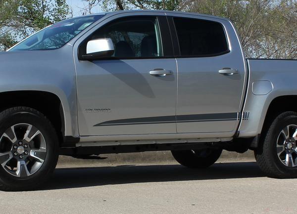 2015 2019 Chevy Colorado Gmc Canyon Raton Crew Cab Lower Rocker