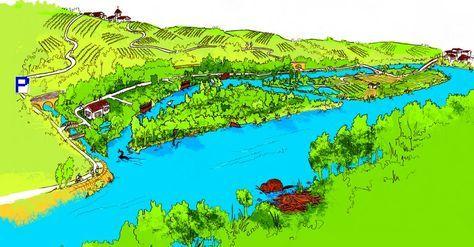 Idée sortie nature dans le Rhône