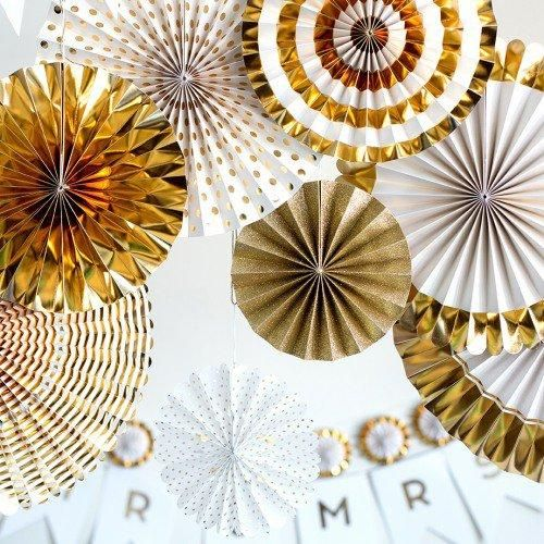 Paper Pinwheels Decorations
