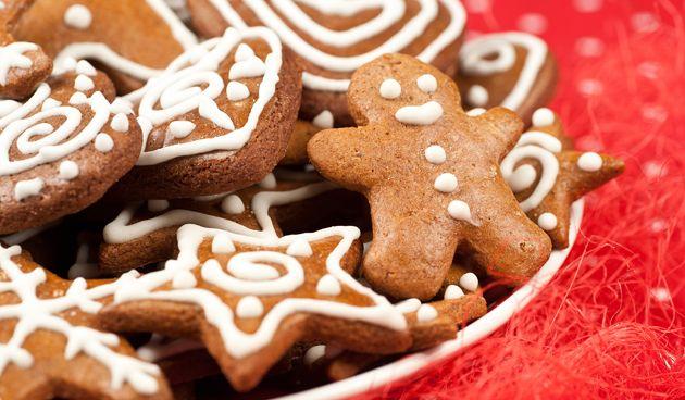 Kerstkoekjes maken #bake #gingerbread #kerstkoekjes #recept #cosy www.landidee.nl