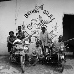 Staff Benda Bilili è un gruppo di musicisti di strada della Repubblica Democratica del Congo.