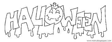 Resultado de imagen de dibujos de halloween
