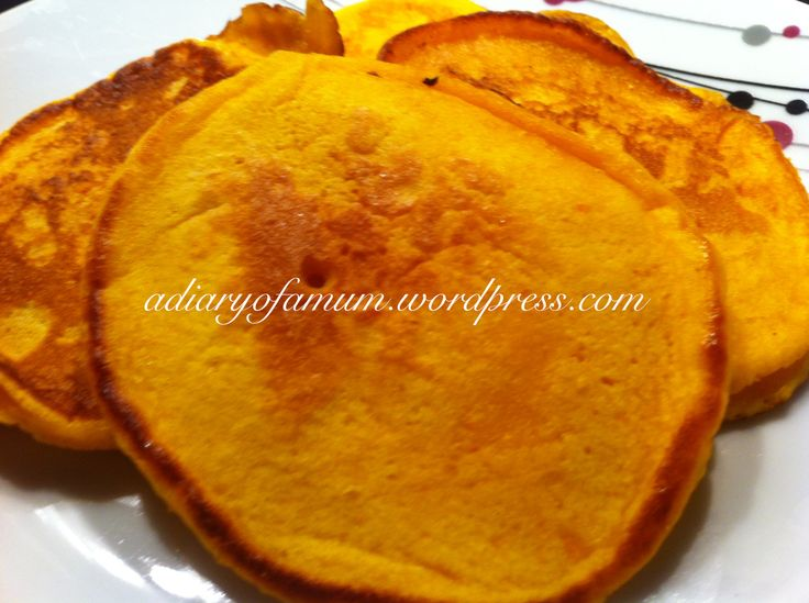 If you're struggling to get your little ones to eat their veggies then this is the recipe for you! Pumpkin Pkielets!