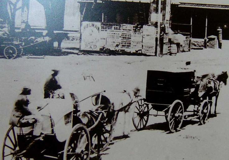 Vintage Historical Cape Town photos - old pictures of Cape Town