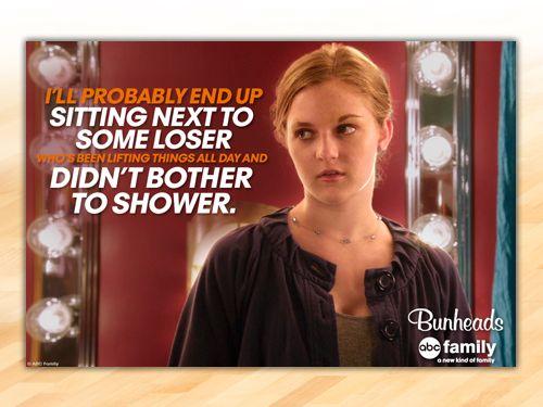 134 best Bunheads :D images on Pinterest | Gilmore girls ...