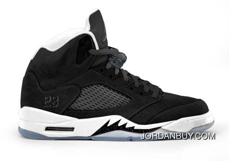 http://www.jordanbuy.com/original-2015-new-air-jordan-5-oreo-black-cool-greywhite-shoes-shoes-online.html ORIGINAL 2015 NEW AIR JORDAN 5 OREO (BLACK/COOL GREY-WHITE) SHOES SHOES ONLINE Only $85.00 , Free Shipping!