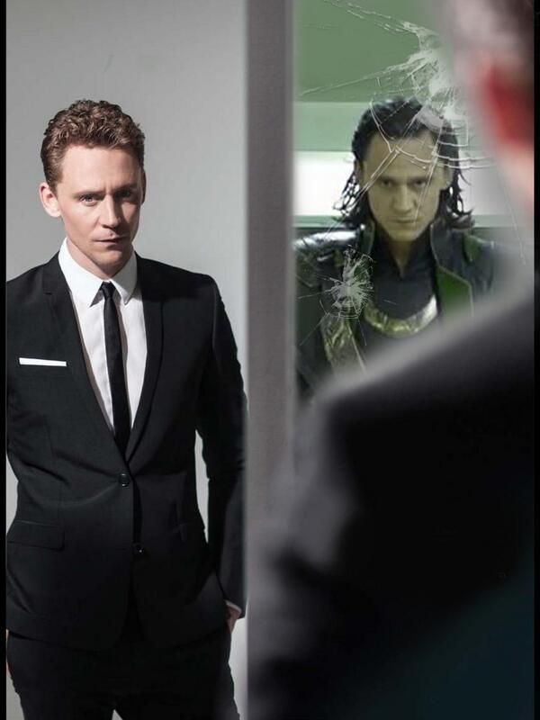 Tom Hiddleston manip. Via Twitter