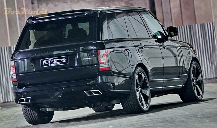Range Rover Autobiography Startech - The One And Only #BosMobil