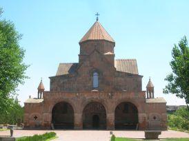 St Gayane Church, Echmiadzin, Armenia